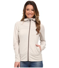 Lole Unite Cardigan Morel Heather Women's Sweatshirt Khaki
