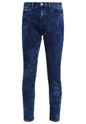 Wrangler Slim Fit Jeans Bluemarble Moon Washed