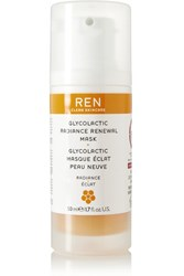 Ren Skincare Glycolactic Radiance Renewal Mask Colorless