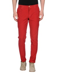 Futuro Casual Pants Red