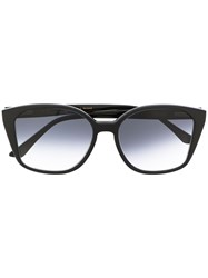 Ralph Vaessen Tinted Oversized Sunglasses Black