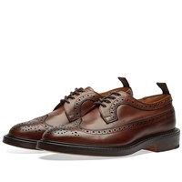 Tricker's End. X Richard Golosh Brogue Brown