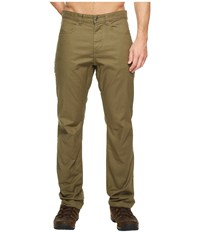 The North Face Motion Pants Burnt Olive Green Men's Casual Pants