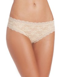 Candc California Lace Cheeky Hipsters Shift Sand