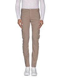 Fifty Four Trousers Casual Trousers Men Beige