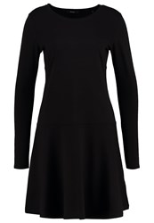 Opus Welli Jersey Dress Black