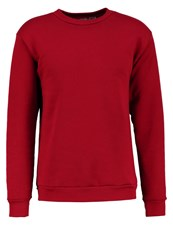 American Apparel Sweatshirt Cranberry Red