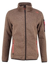 Cmp F.Lli Campagnolo Fleece Tabacco Grey Brown