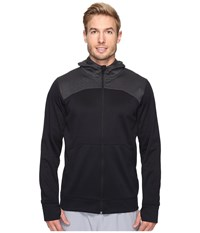 The North Face Ampere Full Zip Hoodie Tnf Black Asphalt Grey Men's Sweatshirt