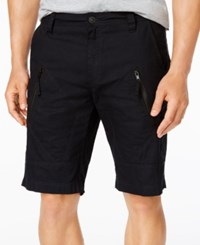 Inc International Concepts Men's 11 Cargo Shorts Created For Macy's Deep Black