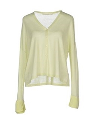 Schumacher Cardigans Light Green