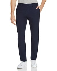 Lacoste Slim Fit Chino Pants Navy Marine