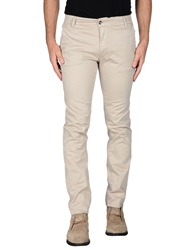 X Cape Casual Pants Beige