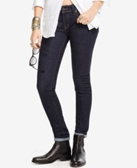 Denim And Supply Ralph Lauren Skinny Jeans Carstens Wash