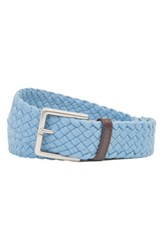 Tommy Bahama Men's Braided Cotton Belt
