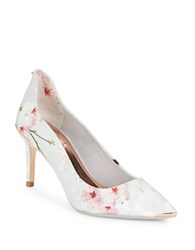 Ted Baker Vyixin Floral Printed Pumps