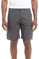 Patagonia Men's 'All Wear' Regular Fit Cargo Shorts Forge Grey