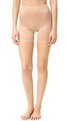 Spanx Skinny Britches Girl Shorts Naked 2.0