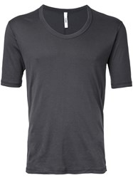 Attachment Classic T Shirt Grey
