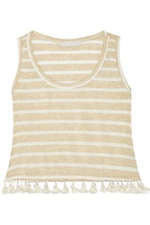 Kain Label Brayden Striped Jersey Tank