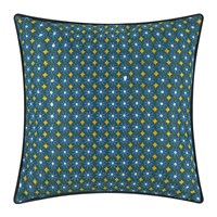 Pip Studio Latika Cushion 45X45cm Blue