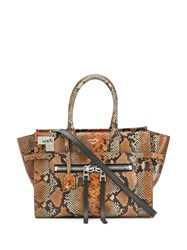 Zadig And Voltaire Candide Tote Bag Brown
