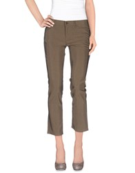 Red Valentino Redvalentino Trousers Casual Trousers Women Grey