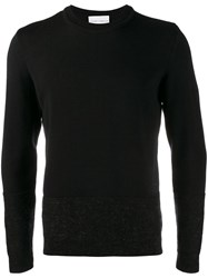Stephan Schneider Poplars Wool Sweater Blue