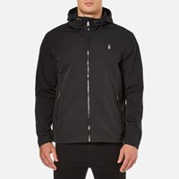 Polo Ralph Lauren Men's Thorpe Anorak Lined Jacket Black