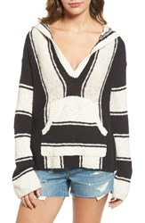 Pam And Gela Women's Stripe Baha Pullover