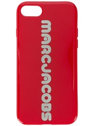 Marc Jacobs Logo Iphone 7 8 Case Red