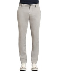 Mavi Jeans Johnny Chino Slim Fit Pants Gray