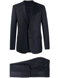 Giorgio Armani Two Piece Suit Blue