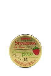 Forever 21 Smiths Strawberry Lip Balm Tin Pink