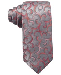 Alfani Spectrum Men's Sunset Vine Slim Tie Only At Macy's