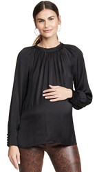 Hatch The Clarabelle Top Black