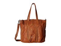 Day And Mood Levie Tote Cognac Tote Handbags Tan