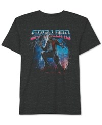 Hybrid Men's Star Lord T Shirt Black Spec