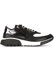Neil Barrett 'Urban Runner' Sneakers Black