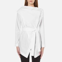 Vivienne Westwood Anglomania Women's Square Blouse Optical White