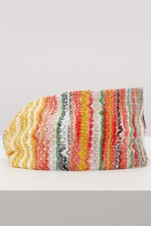 Missoni Multicolored Headband