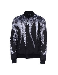 Octopus Jackets Black