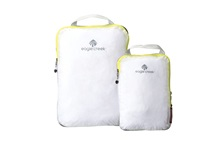 Eagle Creek Pack It Specter Compression Cube Set White Strobe Wallet