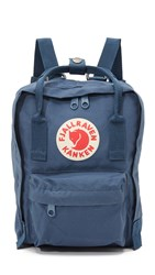 Fjall Raven Kanken Mini Backpack Royal Blue