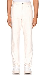 Publish Hansen Pant In Cream. Natural