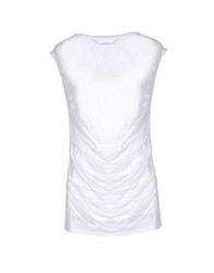 Barbara Bui Sleeveless Sweaters Lead