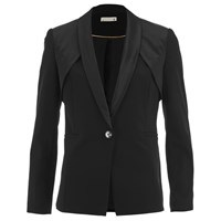 Supertrash Women's Jeremy Blazer Black