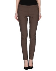 Twin Set Simona Barbieri Leggings Cocoa
