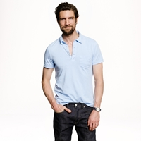 J.Crew Slim Broken In Pocket Polo