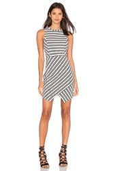 Jack By Bb Dakota Dominick Dress Black And White